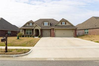 Jenks Single Family Home For Sale: 2562 W 112th Place S
