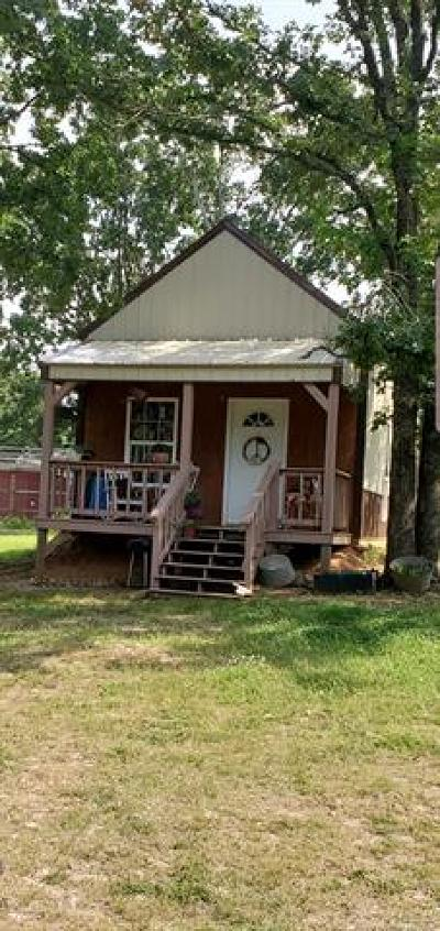 Tahlequah Single Family Home For Sale: 17821 S 560 Road