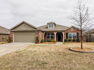 Broken Arrow Single Family Home For Sale: 25275 E 89th Street S