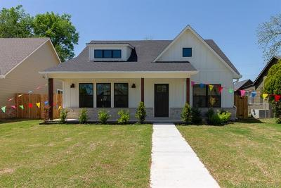 Pryor Single Family Home For Sale: 14 S Coo-Y-Yah Street