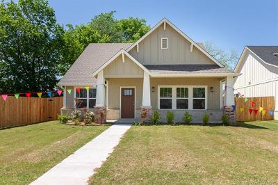 Pryor Single Family Home For Sale: 16 S Coo-Y-Yah Street