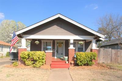 Tulsa Single Family Home For Sale: 1215 S Florence Avenue