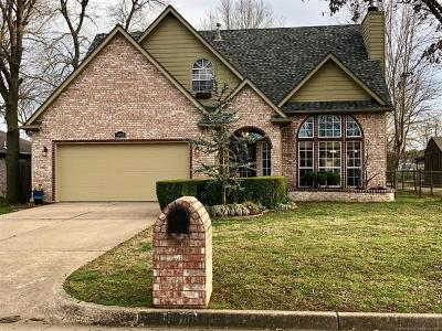 Tulsa Single Family Home For Sale: 5908 W 43rd Street