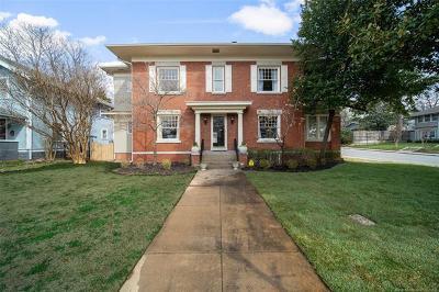 Tulsa Single Family Home For Sale: 1725 S Newport Avenue