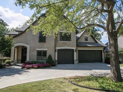 Tulsa Single Family Home For Sale: 2322 S Delaware Place