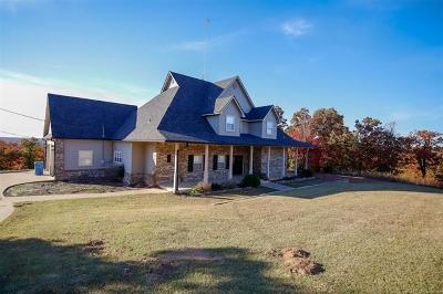 Sand Springs Single Family Home For Sale: 141 N Keypoint Drive