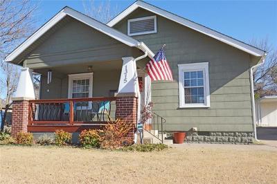 Tulsa Single Family Home For Sale: 1315 S Delaware Avenue