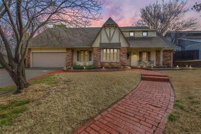 Tulsa Single Family Home For Sale: 6321 S Richmond Avenue