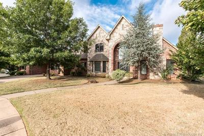 Broken Arrow Single Family Home For Sale: 7504 S 3rd Street