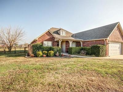 Collinsville Single Family Home For Sale: 5465 E 144th Street North