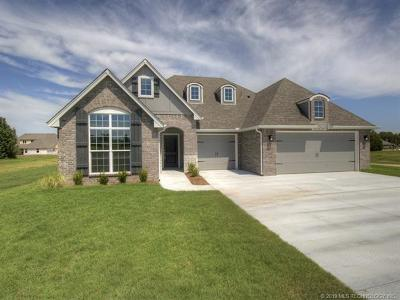 Owasso Single Family Home For Sale: 11363 N 162nd East Avenue