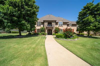 Tulsa Single Family Home For Sale: 10379 S 92nd East Avenue