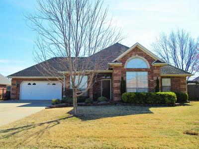 Muskogee Single Family Home For Sale: 3904 Crestview Drive