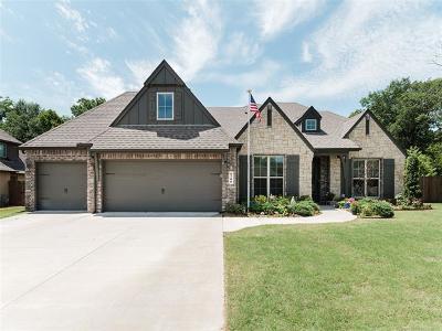 Broken Arrow Single Family Home For Sale: 6708 S Chestnut Avenue