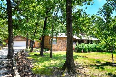 Cherokee County Single Family Home For Sale: 32196 S 528 Road