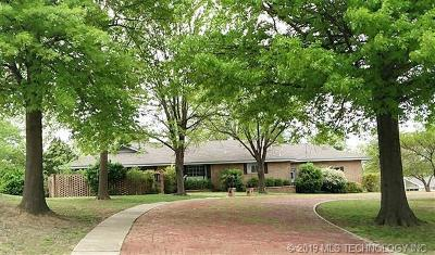 Bartlesville Single Family Home For Sale: 1515 Vista Drive
