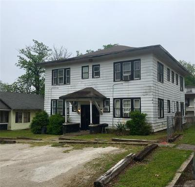 Ada Single Family Home For Sale: 217 E 15th Street