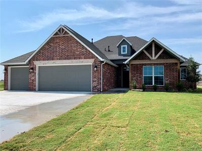 Collinsville Single Family Home For Sale: 14320 N 57th East Avenue