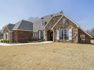 Creek County Single Family Home For Sale: 27471 W 7th Street S