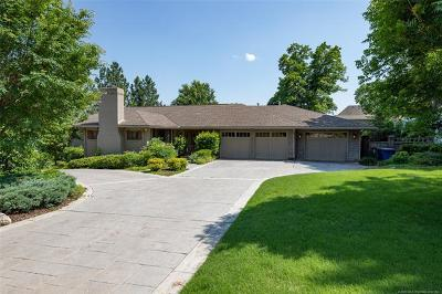 Tulsa Single Family Home For Sale: 2550 E 46th Place