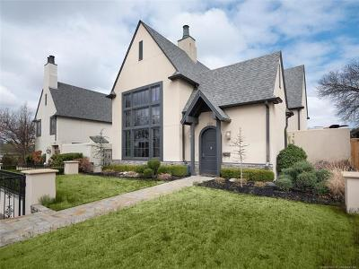 Tulsa Single Family Home For Sale: 2105 E 24th Street
