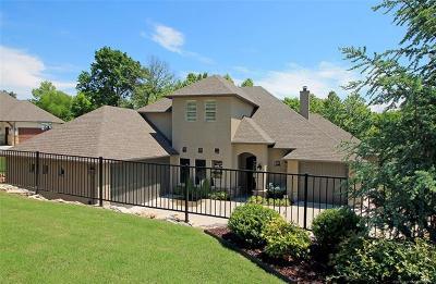Broken Arrow Single Family Home For Sale: 7809 S 7th Street