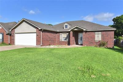 Sapulpa OK Single Family Home For Sale: $175,000