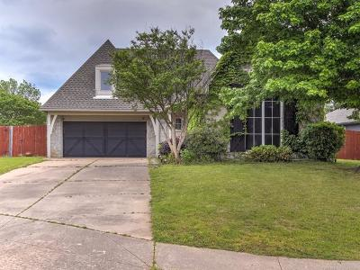 Jenks Single Family Home For Sale: 11715 S Holley Avenue