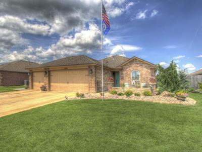 Collinsville Single Family Home For Sale: 13551 E 134th Street North