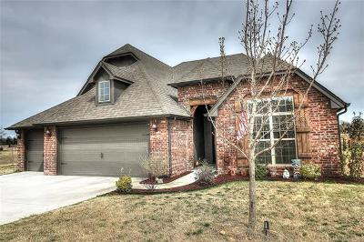 Owasso Single Family Home For Sale: 11363 N 163rd East Avenue