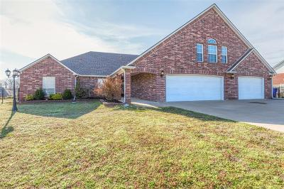 Coweta Single Family Home For Sale: 13690 S 262nd East Avenue