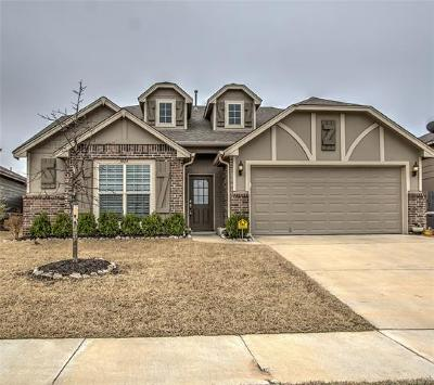 Jenks Single Family Home For Sale: 3824 W 105th Place S