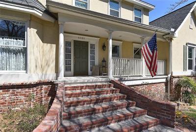 Tulsa Single Family Home For Sale: 8321 S Allegheny Avenue