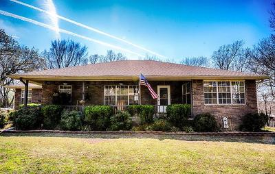 Cookson OK Single Family Home For Sale: $212,500