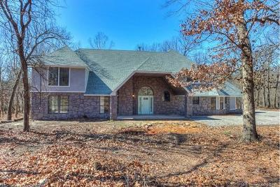 Sand Springs Single Family Home For Sale: 1500 N Birch Avenue