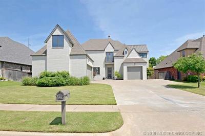 Tulsa Single Family Home For Sale: 653 W 77th Street