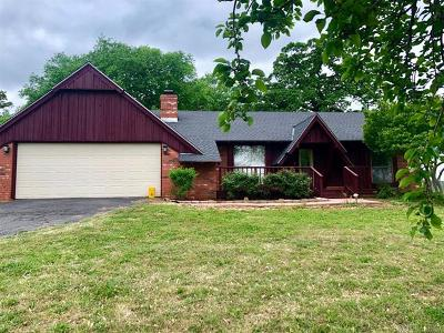 Single Family Home For Sale: 17019 County Road 3560