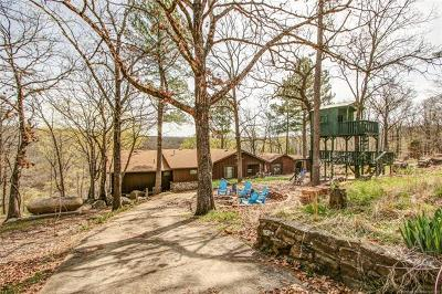 Cherokee County Single Family Home For Sale: 34306 Terrapin Creek Road