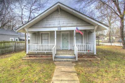 Collinsville Single Family Home For Sale: 222 N 17th Street