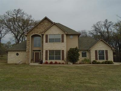 Single Family Home For Sale: 11340 County Road 1518