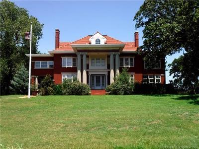 Ada Single Family Home For Sale: 1312 E 9th Street