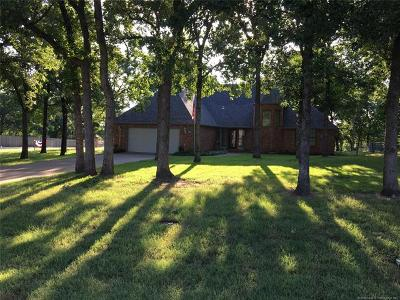 Bixby Single Family Home For Sale: 18251 S 132nd East Avenue