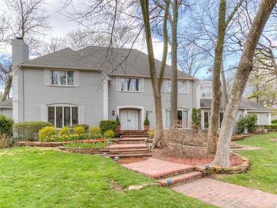 Tulsa Single Family Home For Sale: 6844 S Florence Avenue