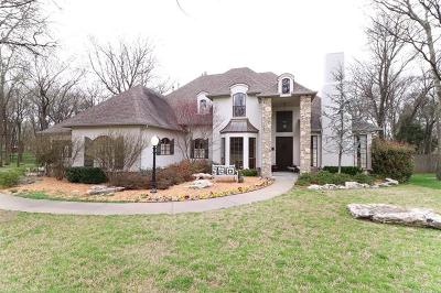 Owasso Single Family Home For Sale: 7472 N 195th East Avenue