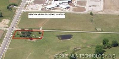Owasso Residential Lots & Land For Sale: 7601 N Memorial Drive