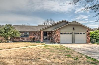 Bartlesville Single Family Home For Sale: 216 SE Trail Ridge Court