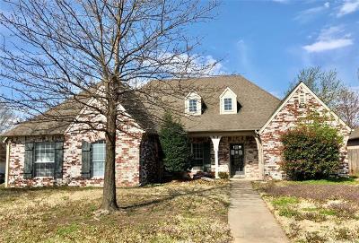 Owasso Single Family Home For Sale: 8912 N 139th East Avenue