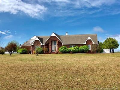 Mounds Single Family Home For Sale: 19120 Carriage Court