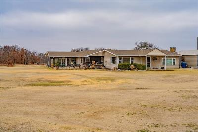 Okmulgee County Single Family Home For Sale: 2565 N 250 Road