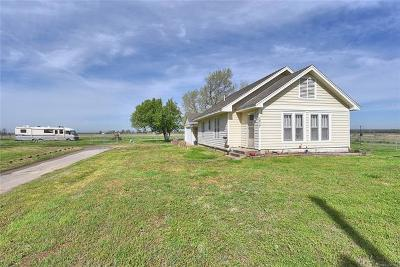 Haskell Single Family Home For Sale: 1817 S Chickasaw Avenue